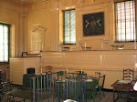 Inside Independence Hall and where the Constitution was signed
