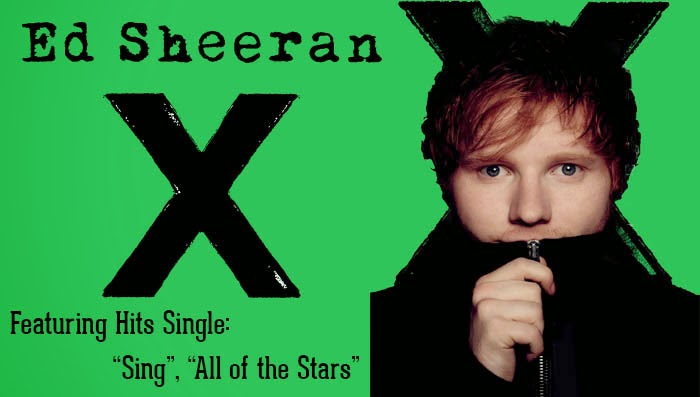 July Artist Of The Month: Ed Sheeran