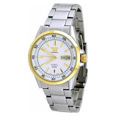 Jam Tangan Pria Tali Kulit Seiko Automatic 23 Jewels : SARG011