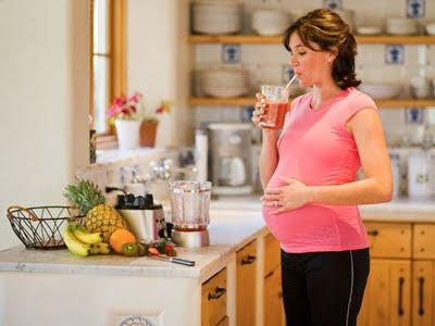 Menjaga kesehatan bunda saat masa kehamilan