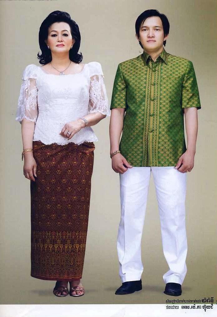 Dap News Khmer Clothes In Cambodia Cambodia Khmer Clothes