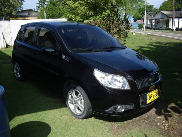 Aveo Emotion Gt Full Equipo Compro Carro Colombia