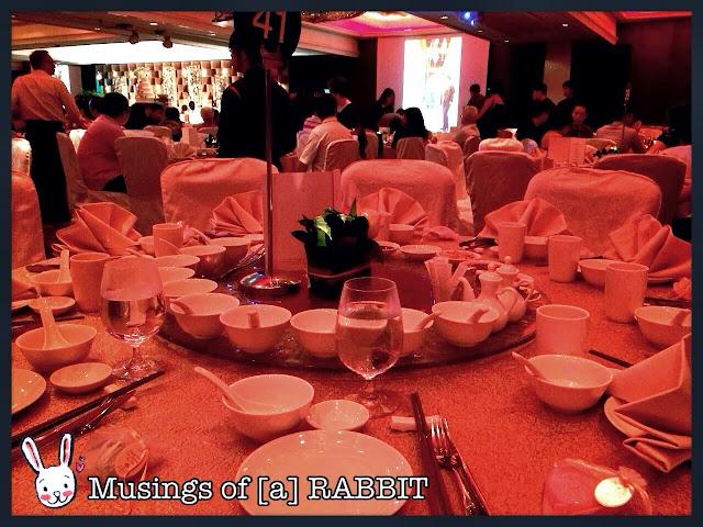 Marina Mandarin Ballroom