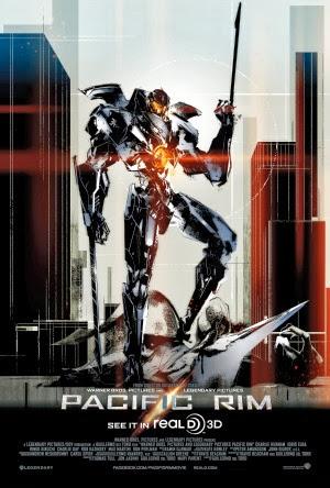 Filme Poster Círculo de Fogo HDRip XviD & RMVB Legendado