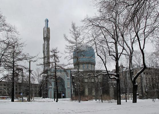 Saint Petersburg Mosque, Kronverkskiy prospekt, 7, Saint Petersburg, Russia, 190000