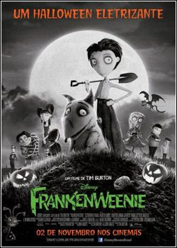 Download – Frankenweenie – BDRip AVI Dual Áudio + RMVB Dublado