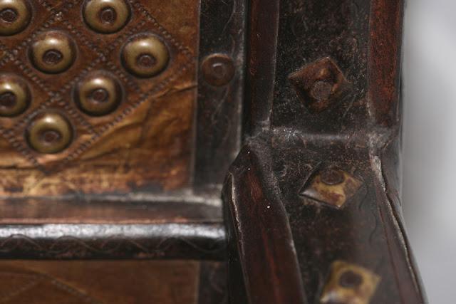 Chair Detail - Hiliki House