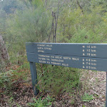 Signpost to Pennant Hills (79609)