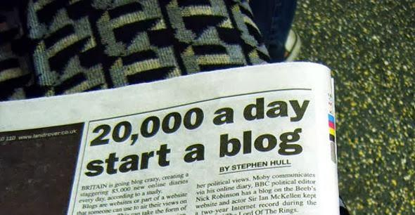 Las 10 máximas para un blogging exitoso