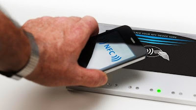 NFC簡介-行動支付時代來了 http://www.bonny.com.tw/2014/12/nfc-near-field-communication.html