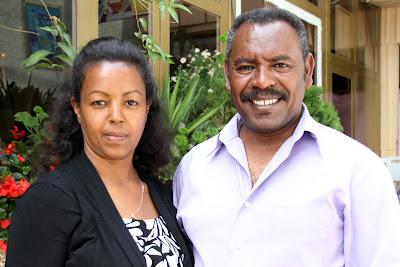 Alemayehu and Tensea
