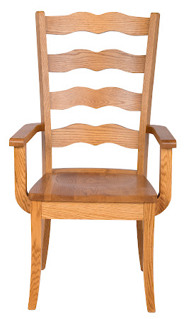 Lynwood Chair in Seely Oak