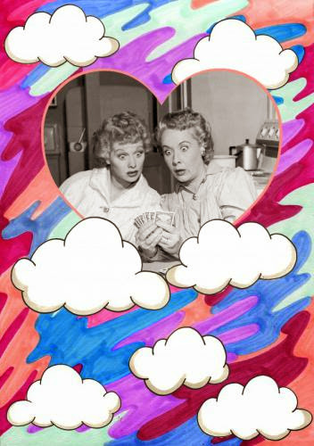Literally The Best Thing Ever Lucy And Ethel