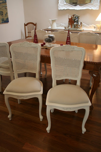 Lilyfield Life My Painted French Dining Chairs