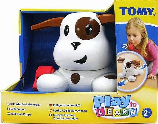 Hộp sản phẩm Chó Puppy điều khiển bằng còi