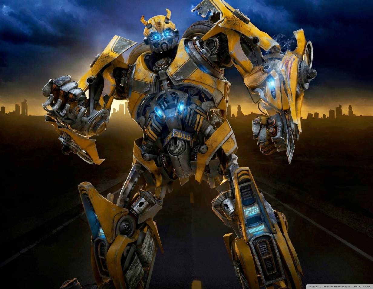 Bumblebee Transformers 4 Hd Wallpaper Photo Wallpapers