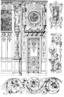 Мебельный орнамент