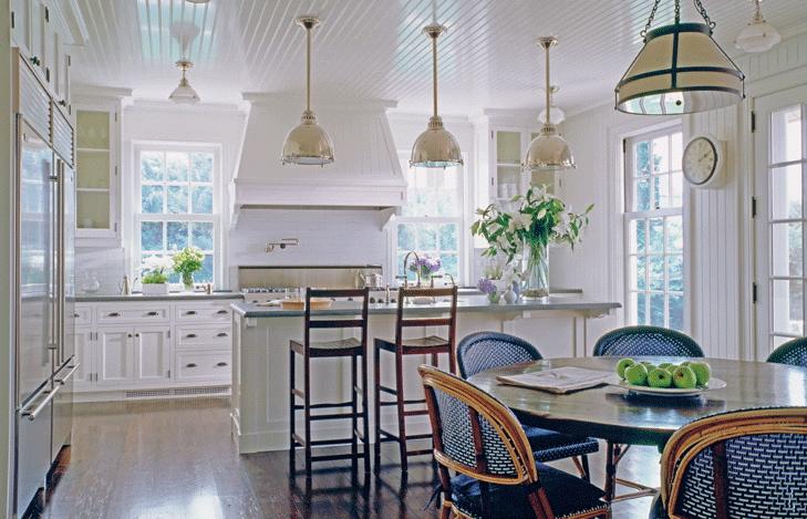 Love This Beachside Kitchen By Victoria Hagan