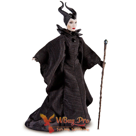 Búp bê Maleficent Film Disney