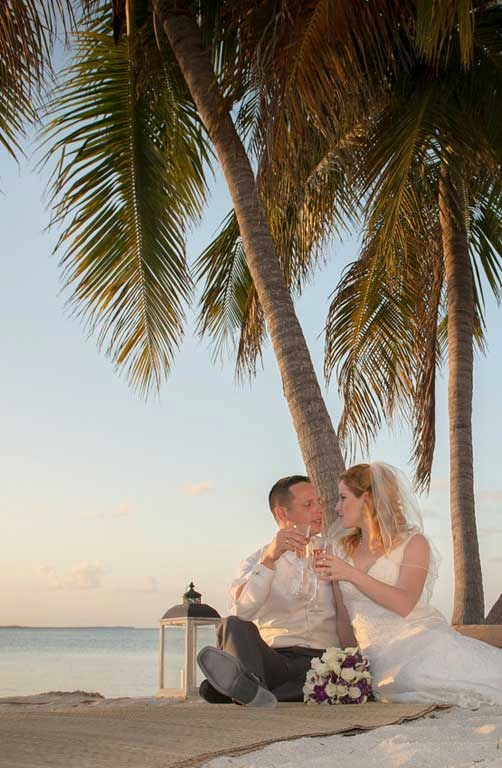 One of the best beach weddings location