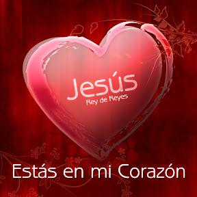 Jesús - Estás en mi corazón