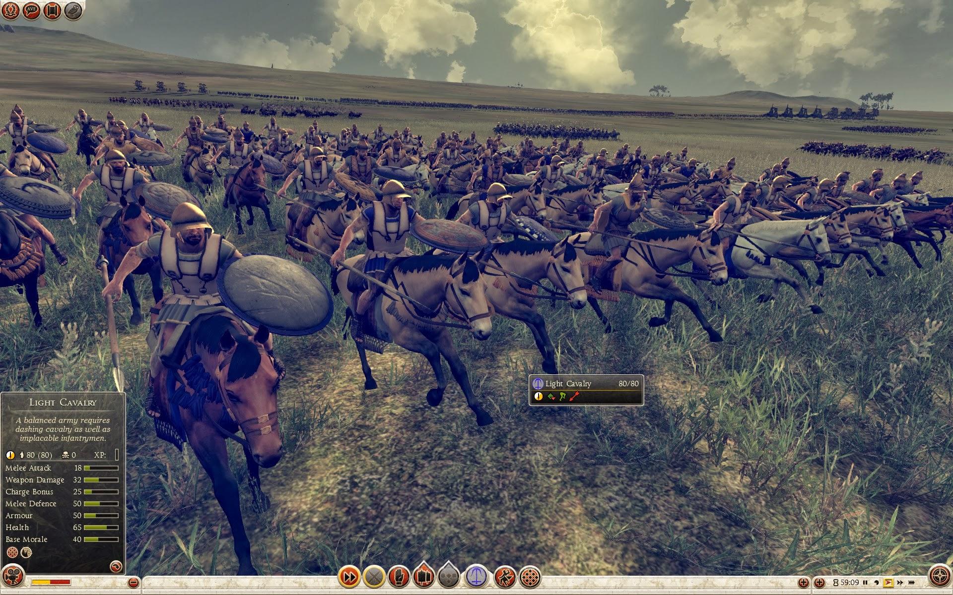 Light Cavalry