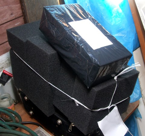 red spade audio where can i find reticulated foam in australia. Black Bedroom Furniture Sets. Home Design Ideas
