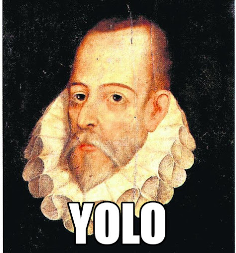 Cervantes osado literatura actual