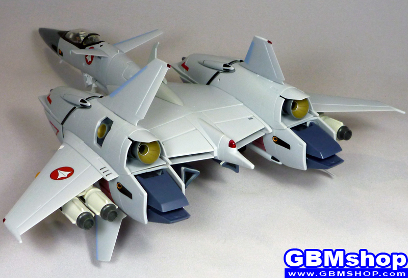 Macross VF-X VF-4G Lightning III Commander Type Full-Armed Fighter Mode