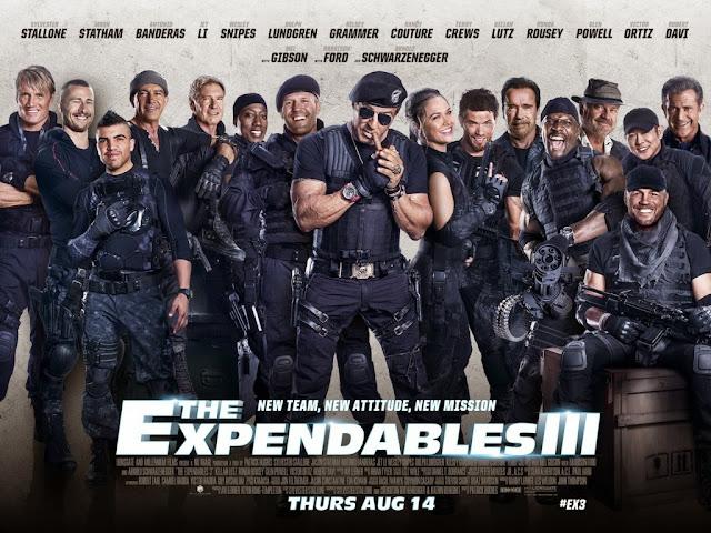 Οι Αναλώσιμοι 3 (The Expendables 3) Wallpaper