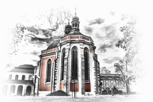 Kostel panny Marie a svatého Karla Velikého na Karlově, Horská, 120 00 Prague, Czech Republic