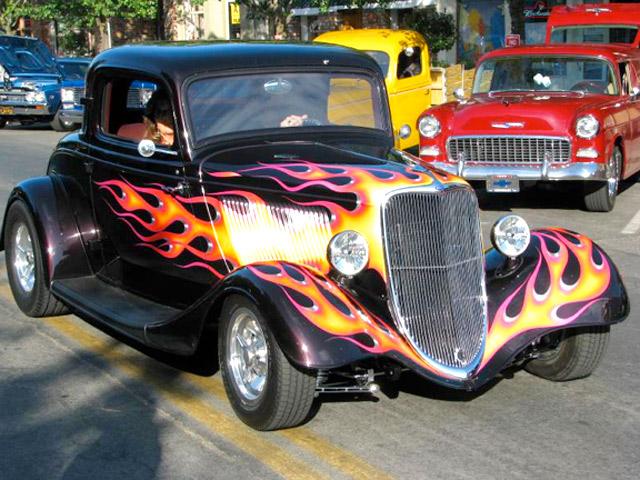 Cars Showroom Car Shows