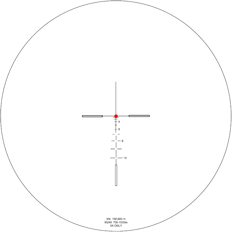Elcan SpecterDR 1-4x - Page 2 Elcan%252520SpecterDR%252520Military%252520reticle