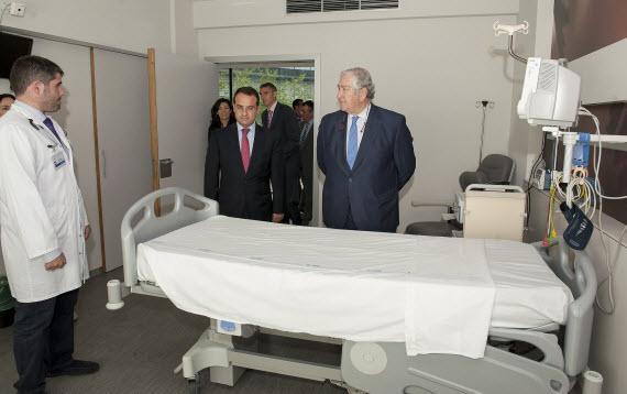 nuevo Hospital Rey Juan Carlos de Móstoles
