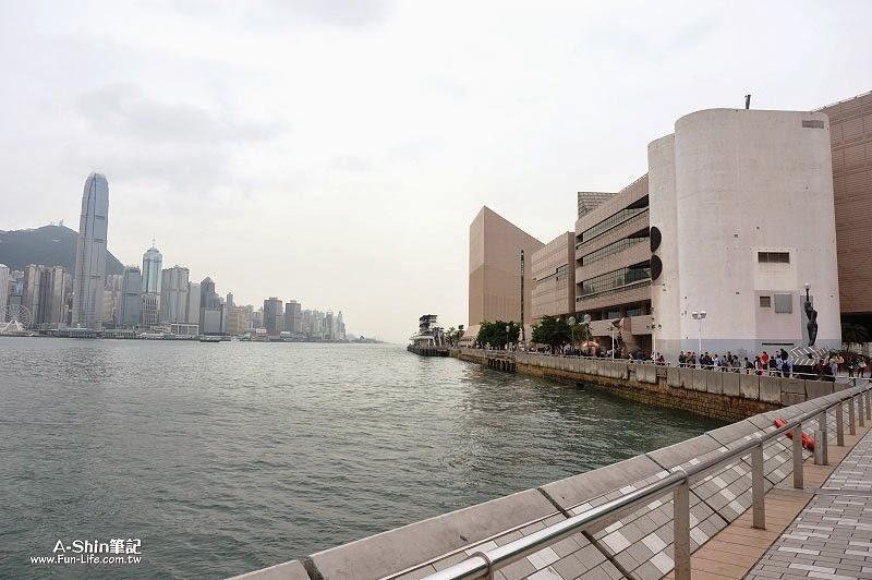 香港尖沙咀景點,星光大道-6