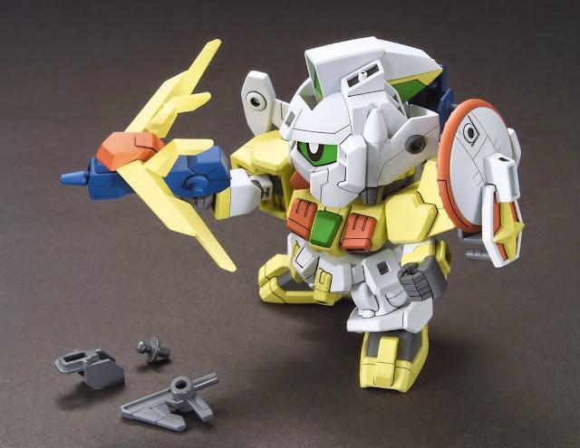 Winning Gundam SD Build Fighters BB 23 dành riêng cho những ai yêu mến nó
