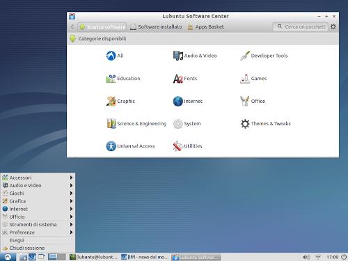 Lubuntu 12.10 Quantal