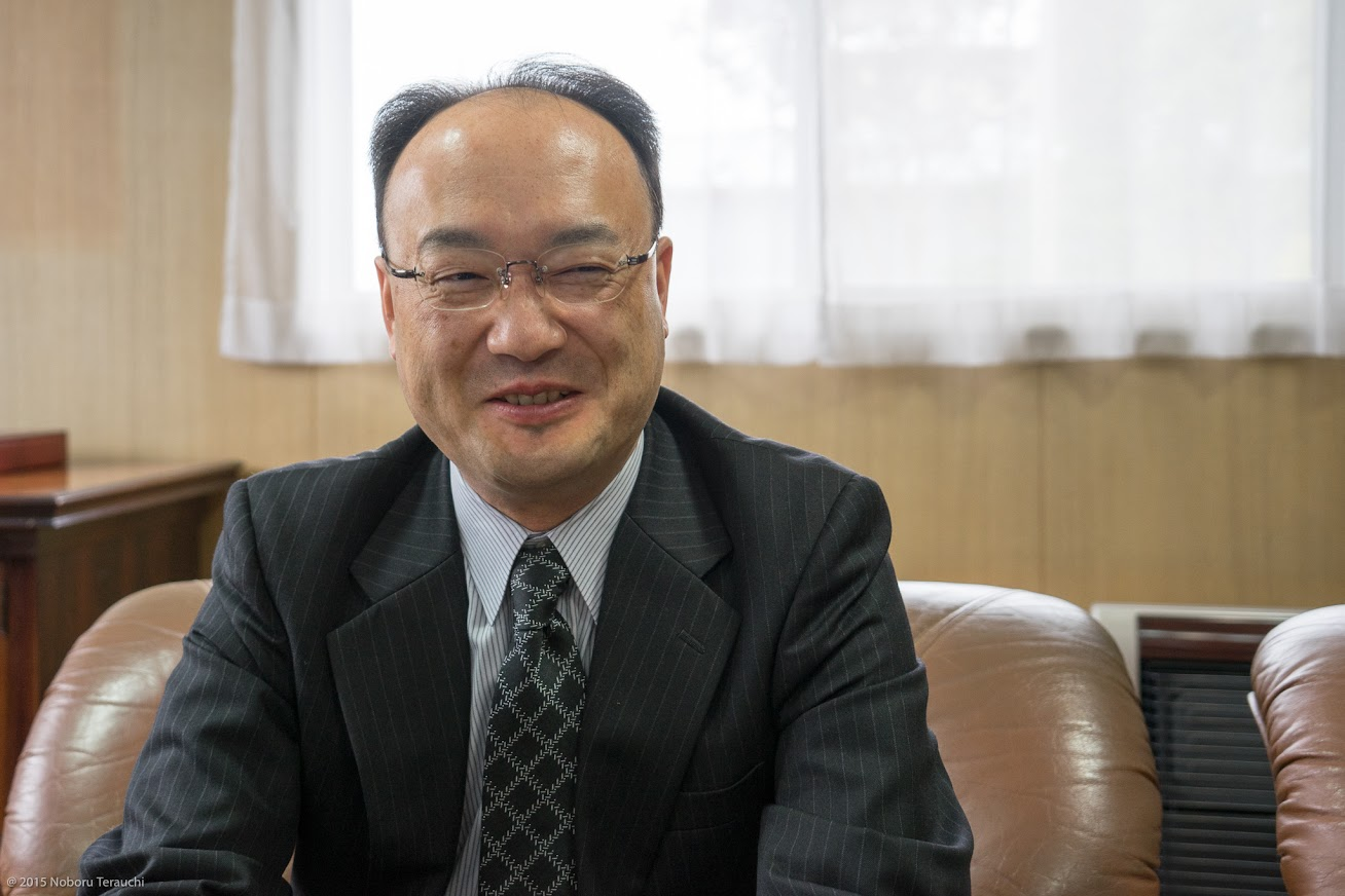 株式会社藤岡建設・藤岡靖士 代表取締役社長