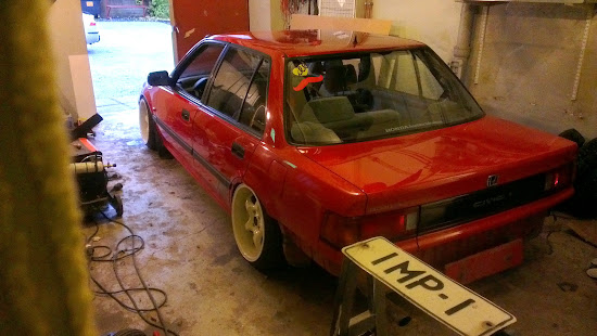 mikkop: LOCAL Garage #Static 89´civic Kuva1