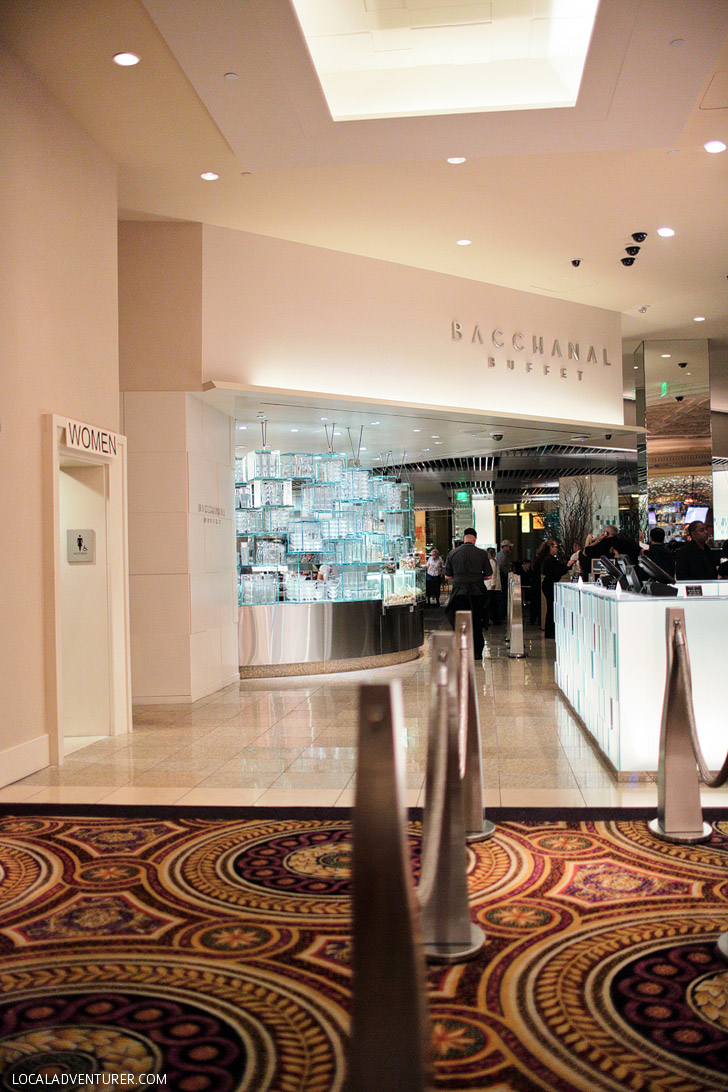 Caesars Bacchanal Buffet Las Vegas (THE Best Las Vegas Buffet!)