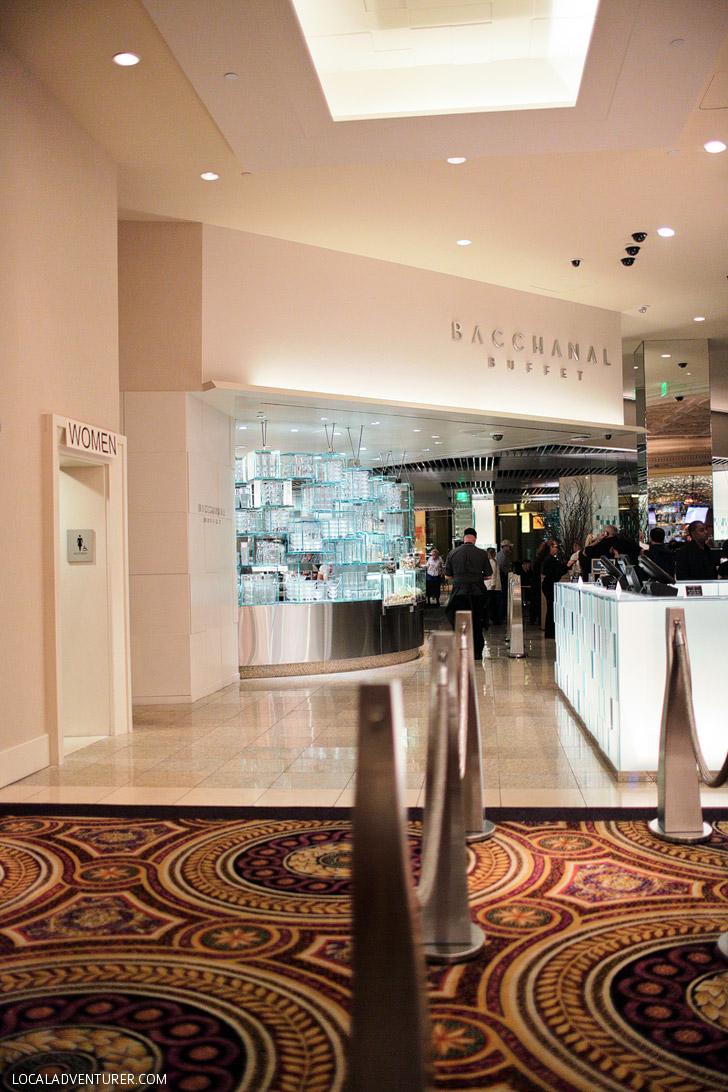 Las Vegas Buffet of Buffets  Caesars Total Vegas