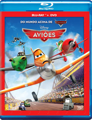 Filme Poster Aviões BDRip XviD Dual Audio & RMVB Dublado