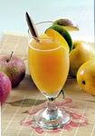 gambar jus apel jeruk