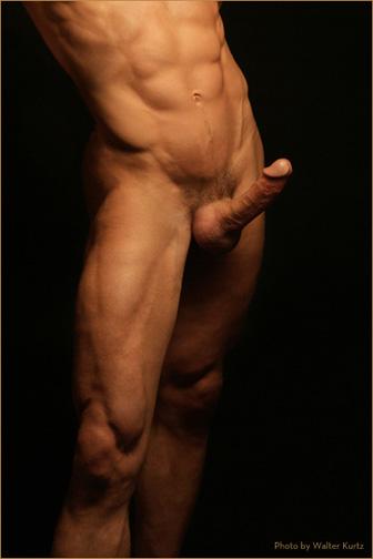 Фото голые мужчины с эрекцией