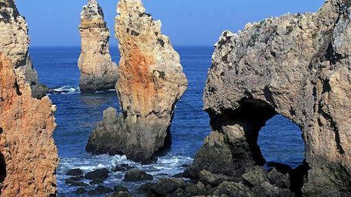 Ponta da Piedade, Near Lagos. Algarve, Portugal.jpg