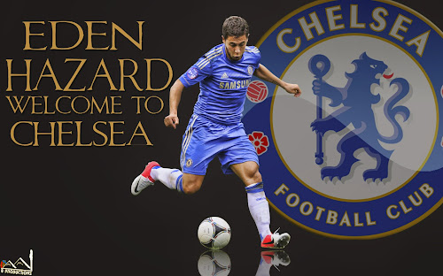 eden hazard wallpaper 2013