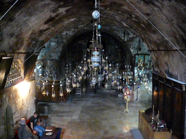 Tomba della Vergine