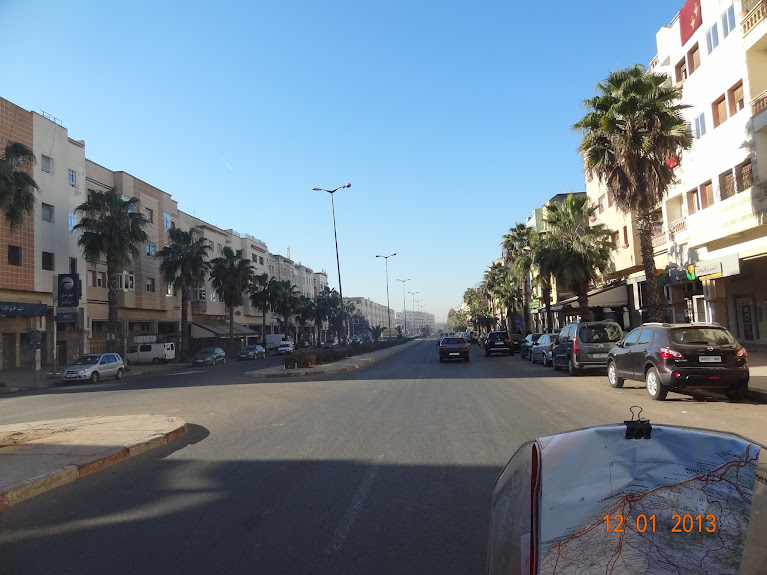 marrocos - Marrocos e Mauritãnia a Queimar Pneu e Gasolina DSC05353