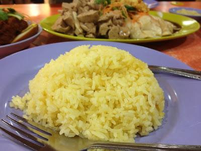 Delicious Boneless Chicken Rice, Katong Shopping Centre
