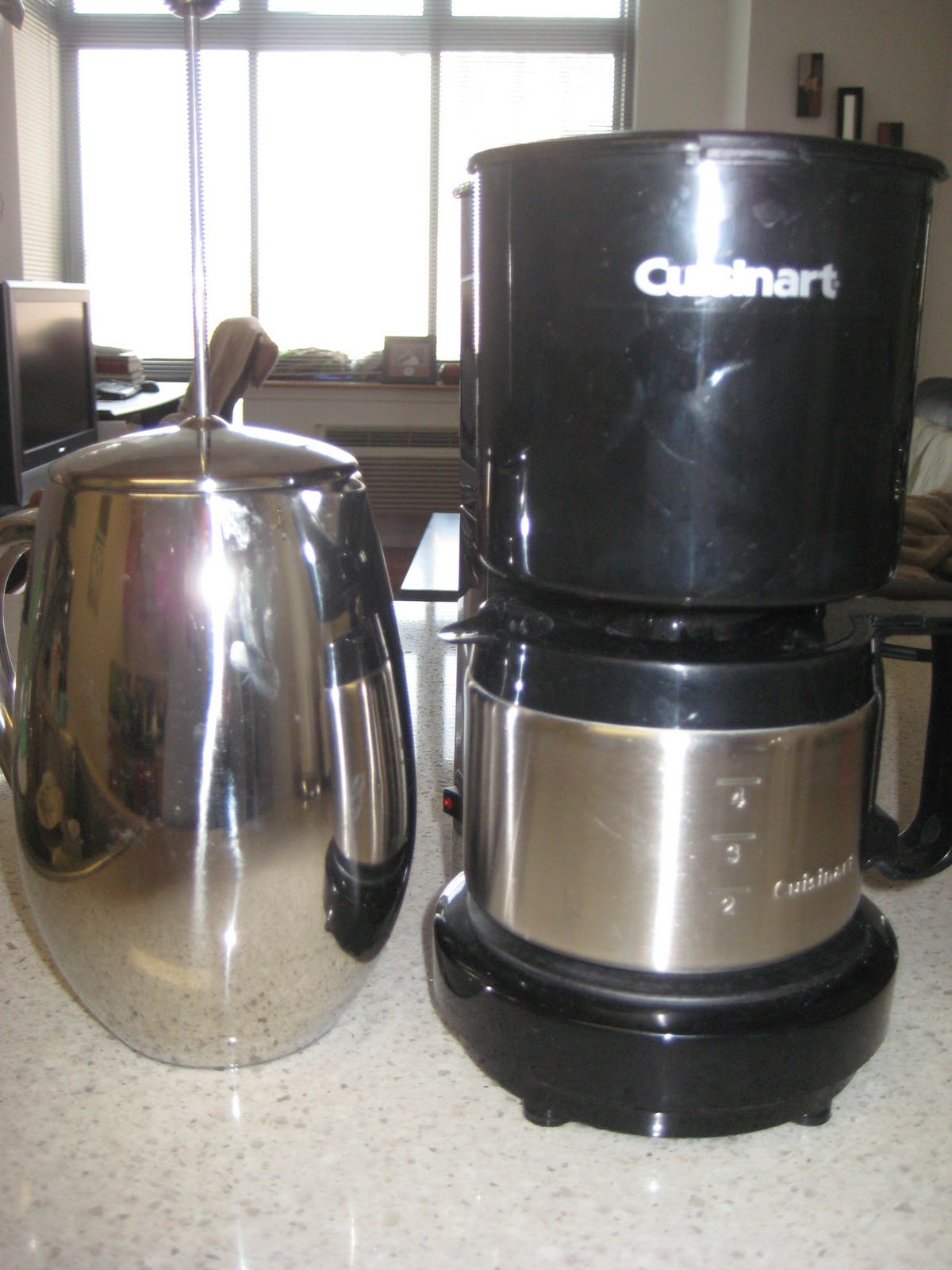 Taste Test: Coffee Maker vs. French Press! - Honey, Whats Cooking